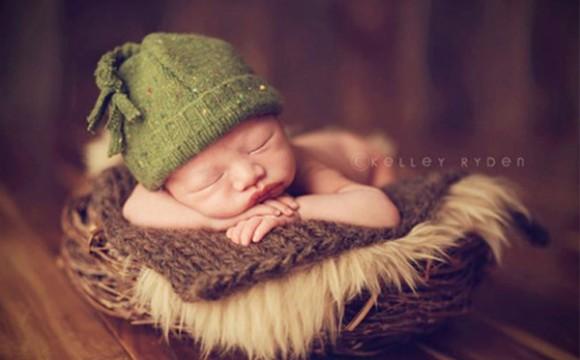รวมภาพนอนหลับน่ารักๆ ของเด็กทารก