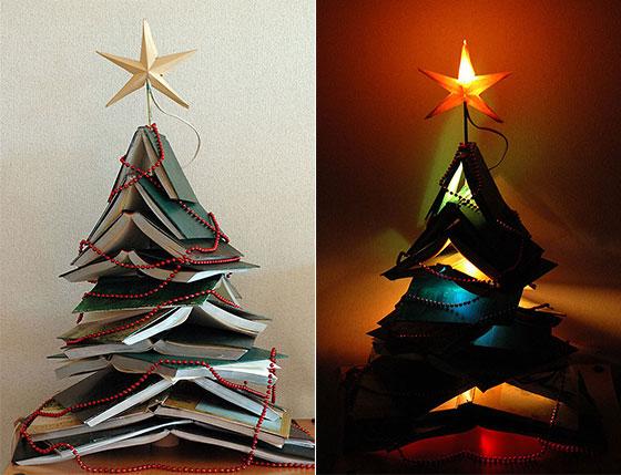 Hardcover Christmas Tree